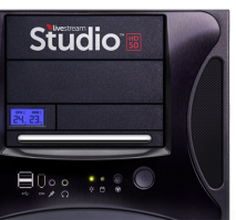 Studio HD50 Livestream Hardware